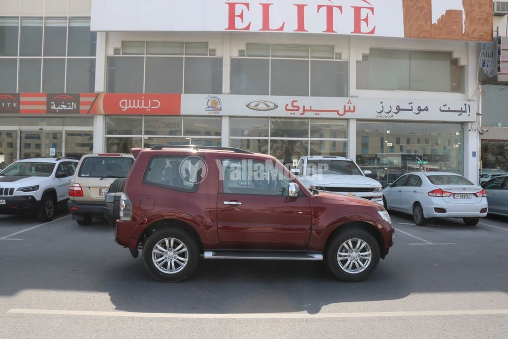 New Mitsubishi Pajero  3.8L GLS 3 Door High 2020