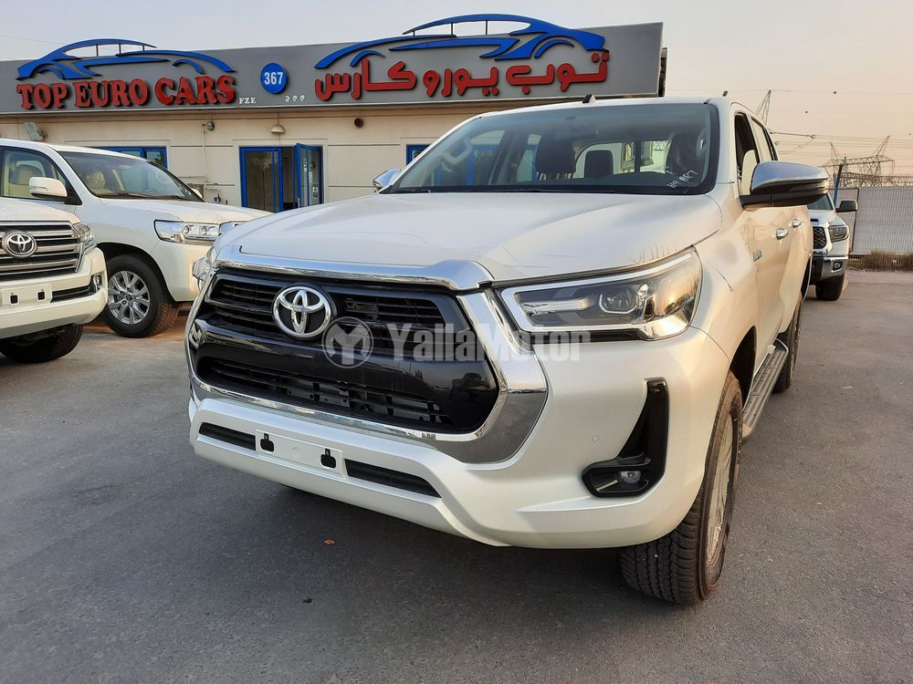 New Toyota Hilux  4.0L Double Cab TRD (4x4) 2021