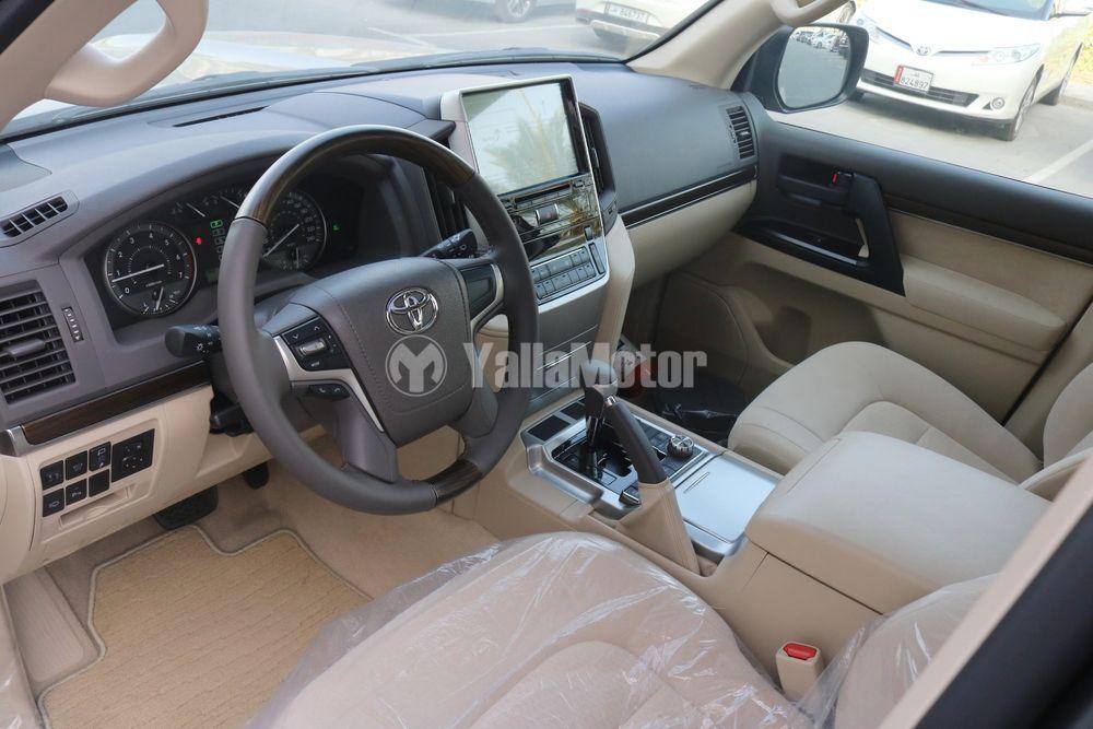 New Toyota Land Cruiser  4.6L GXR GT 2021