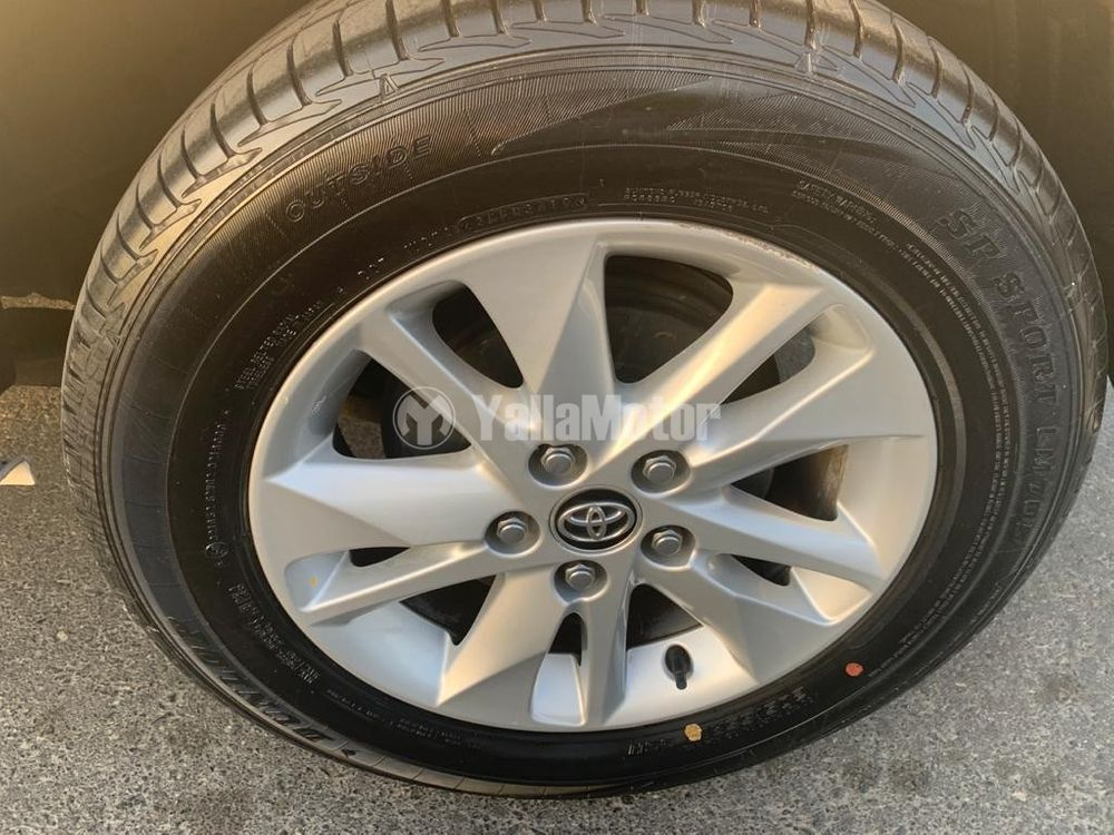 Used Toyota Innova  2.7L SE+ 2016