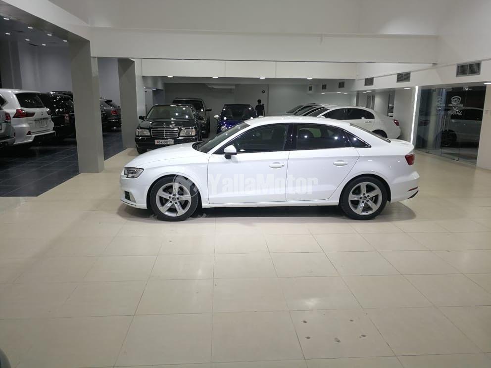 Used Audi A3 Sedan  Design 35 1.4 TFSI (150 HP) 2017