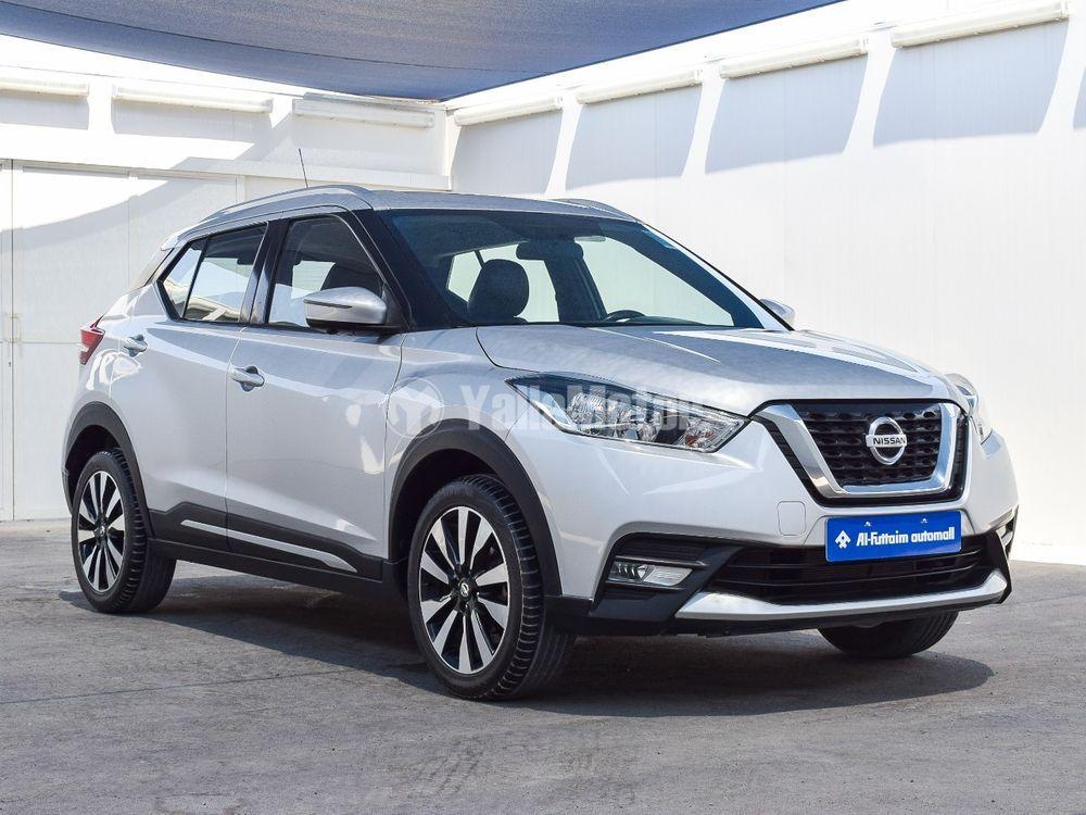 Used Nissan Kicks 2017