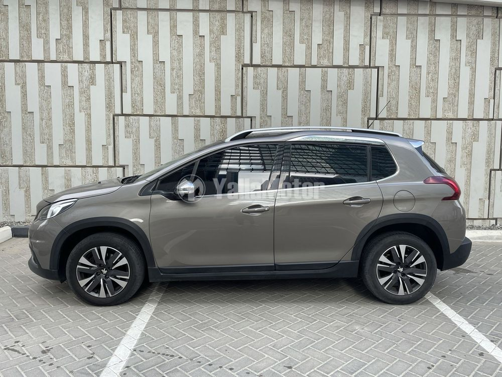 Used Peugeot 2008 2018