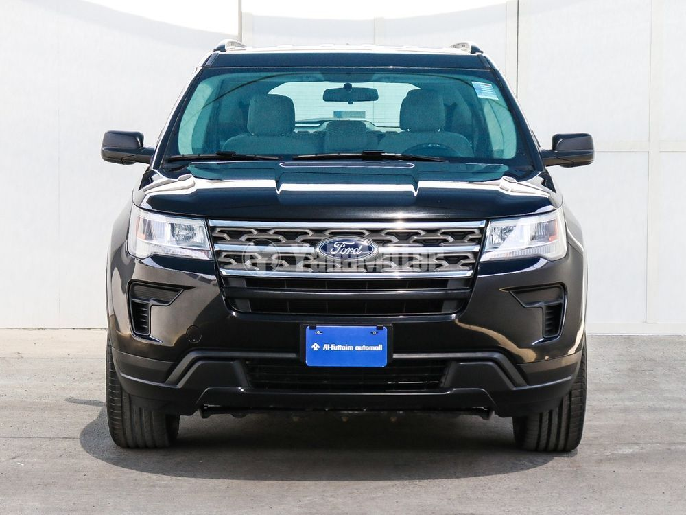 Used Ford Explorer 2018