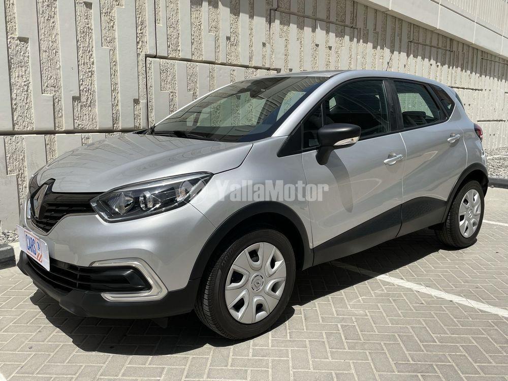 Used Renault Captur 2019