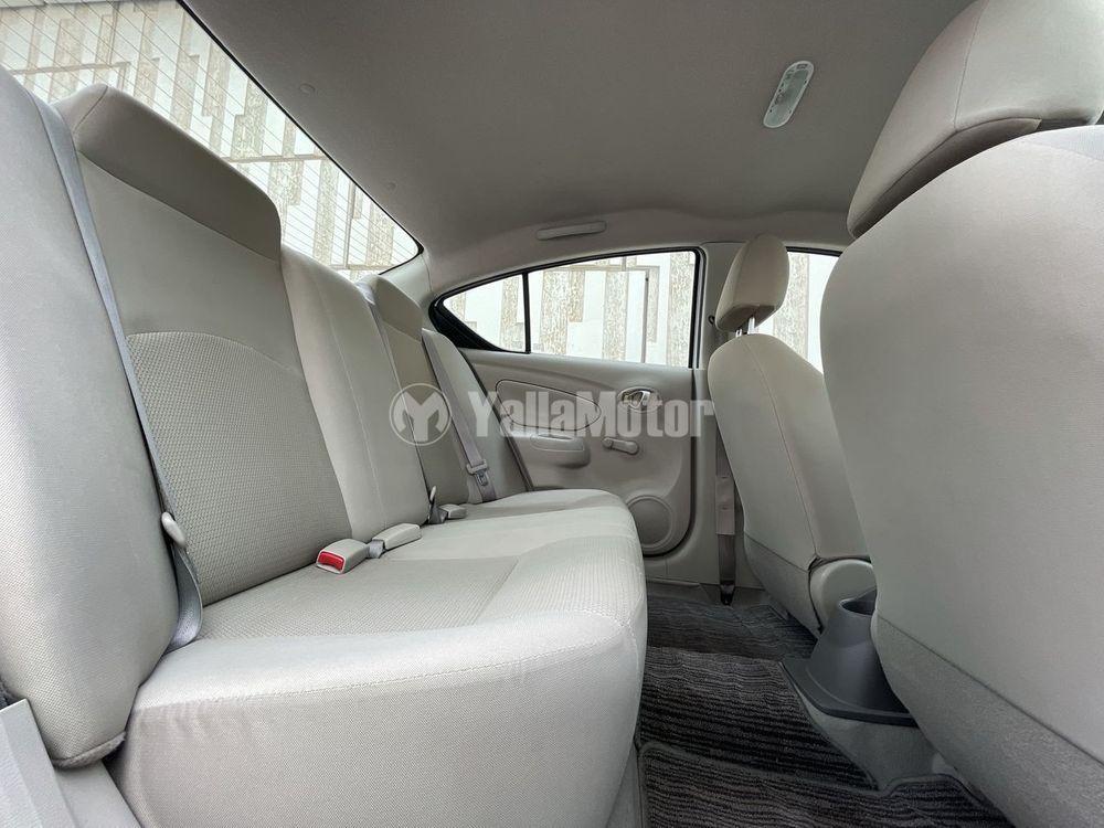 Used Nissan Sunny 2018