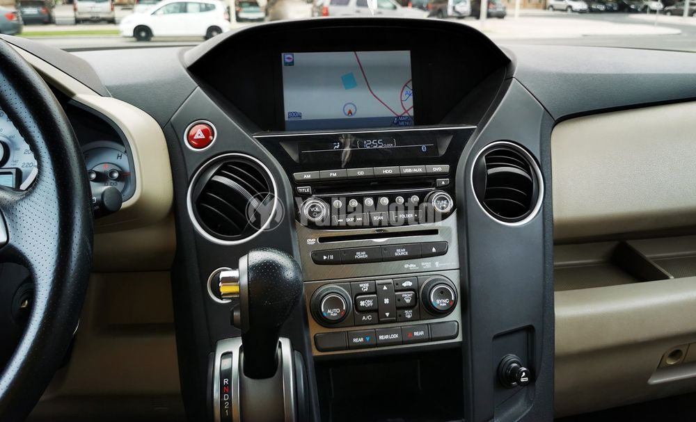 New Honda Pilot  3.5 Touring 2013