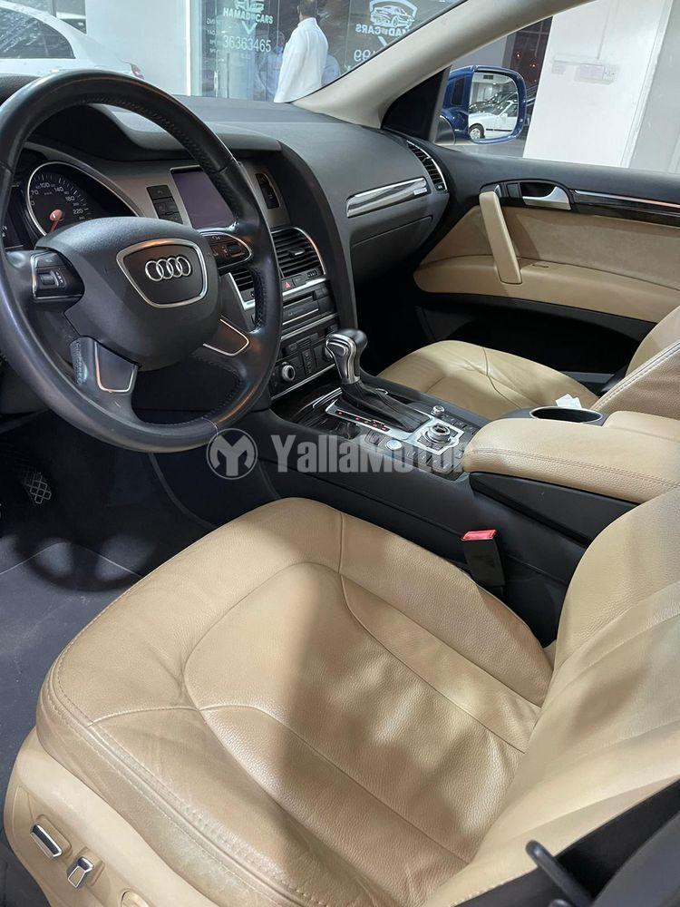 Used Audi Q7  3.0L (333 HP) 2015
