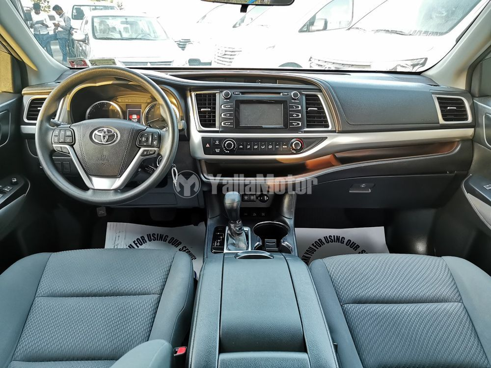 Used Toyota Highlander 2018