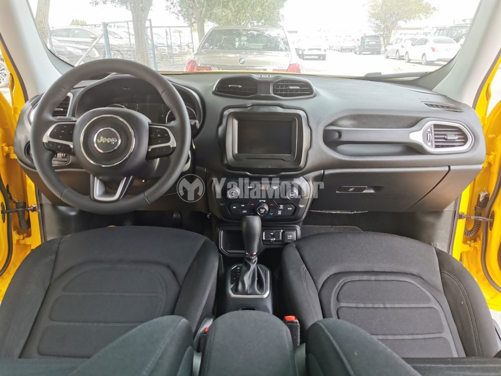 Used Jeep Renegade 2018