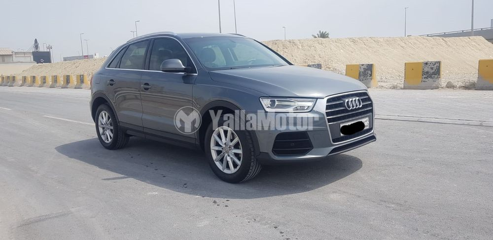 Used Audi Q3 2018