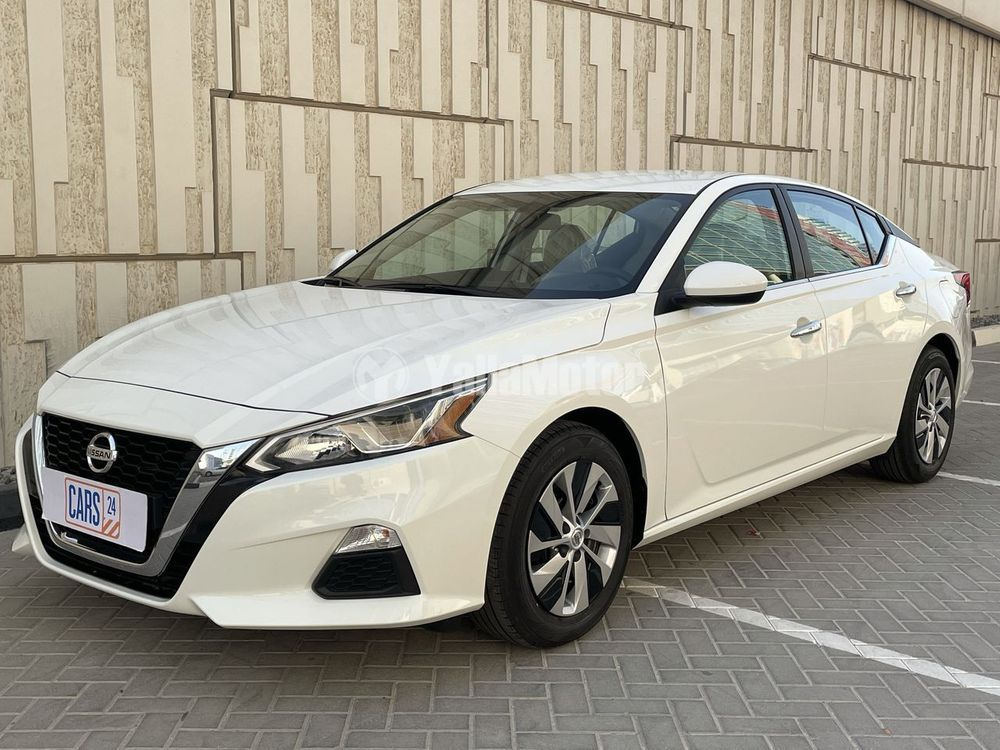 Used Nissan Altima 2020
