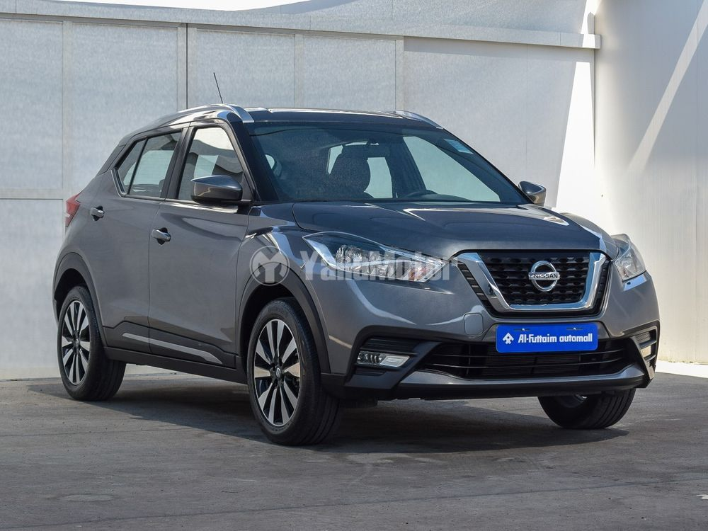 Used Nissan Kicks 2020