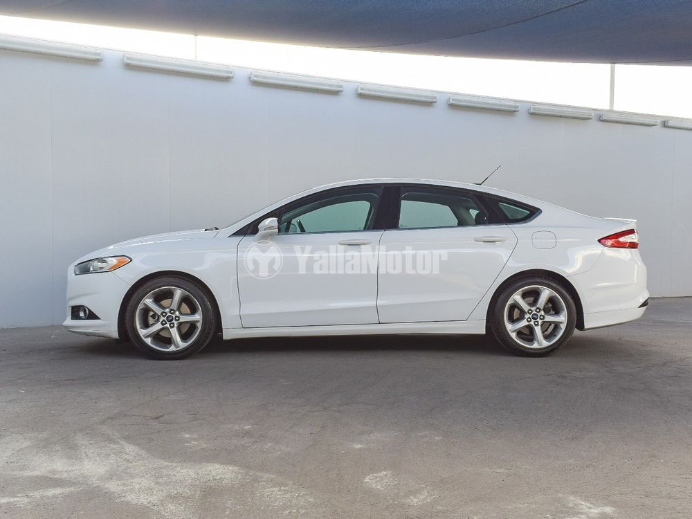 Used Ford Fusion 2016