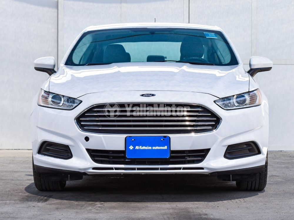 Used Ford Fusion 2014