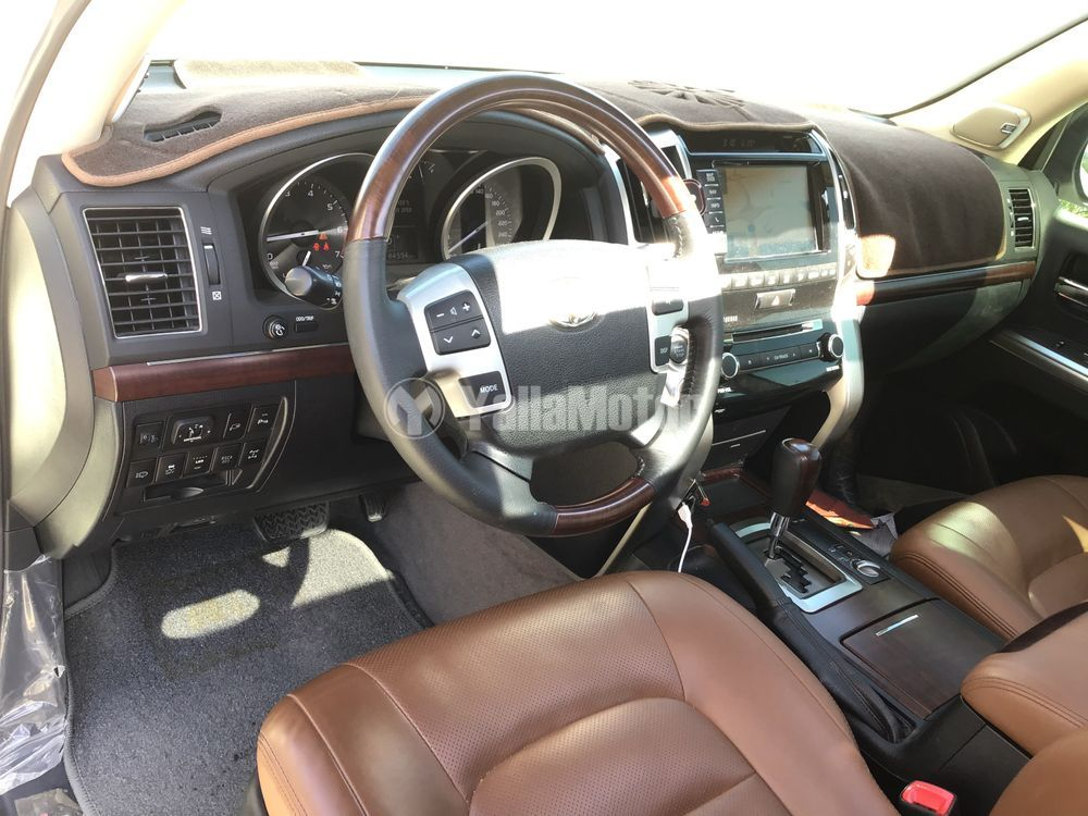 Used Toyota Land Cruiser 2015