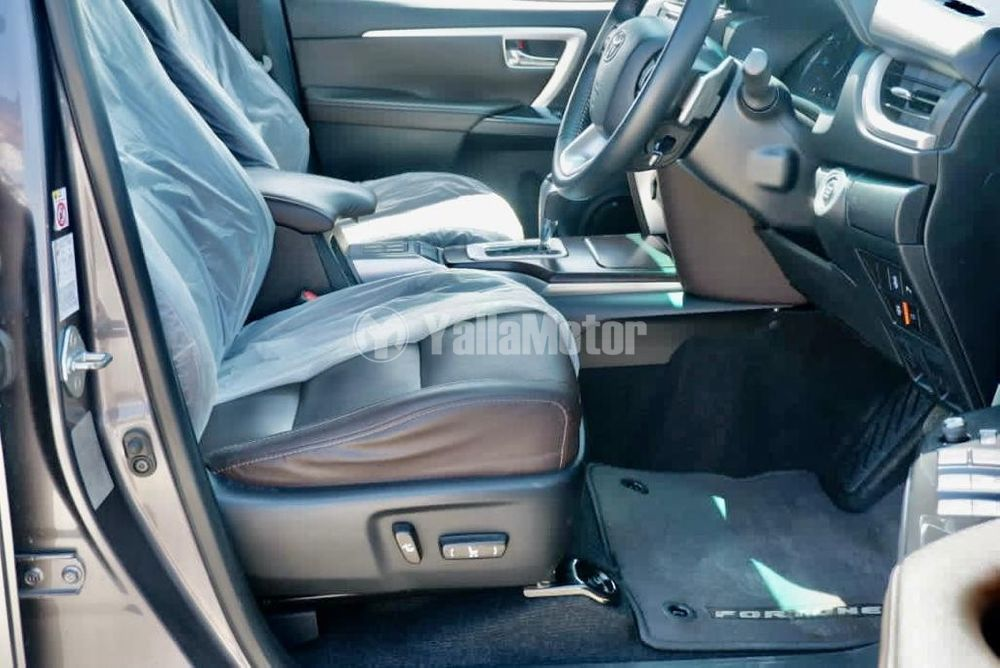 Used Toyota Fortuner 2018