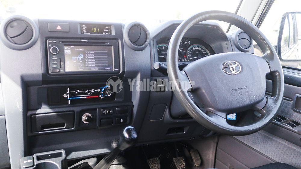 Used Toyota Land Cruiser Pick Up 2017