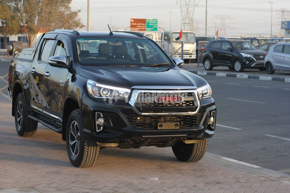 Used Toyota Hilux 2017