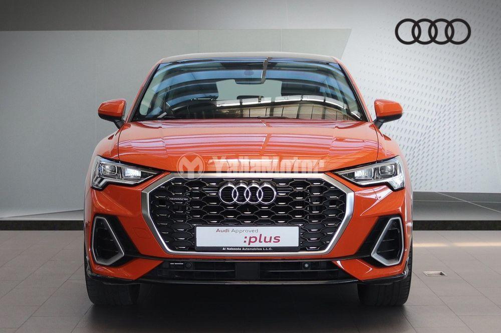 Used Audi Q3 Sportback  40 TFSI S-line (180 HP) 2020