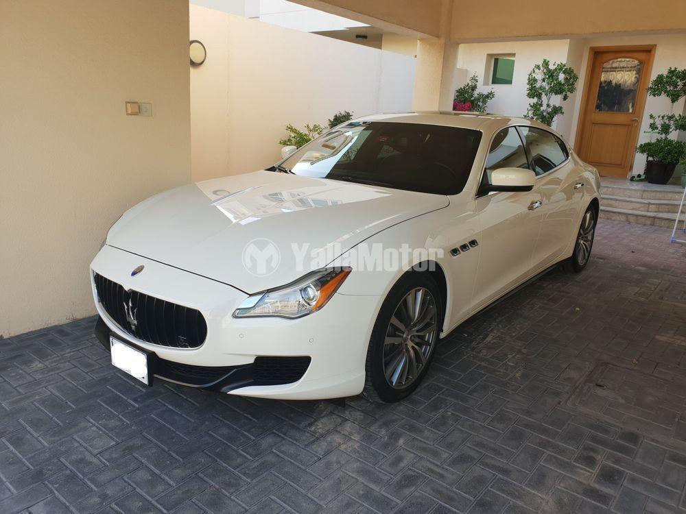 Used Maserati Quattroporte 2016
