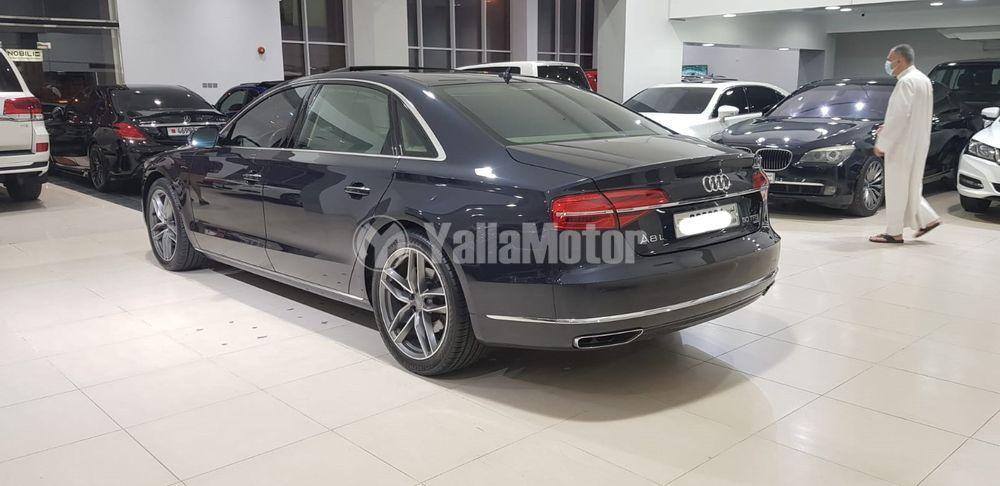 Used Audi A8 L 2015