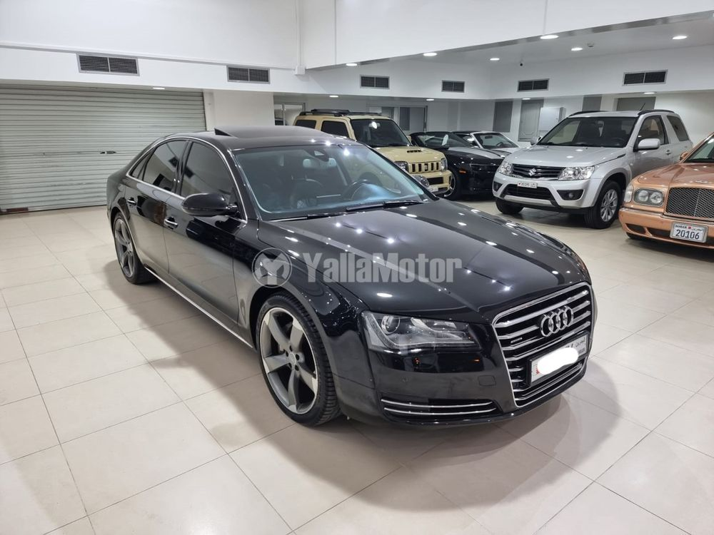 Used Audi A8 2014