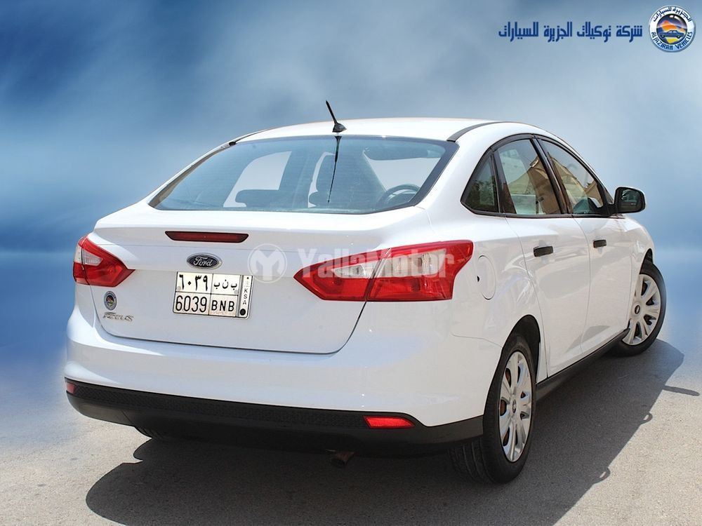 Used Ford Focus 2012