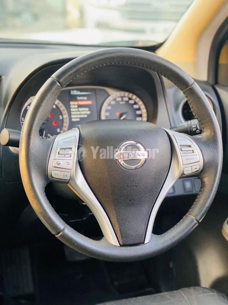 Used Nissan Navara 2015