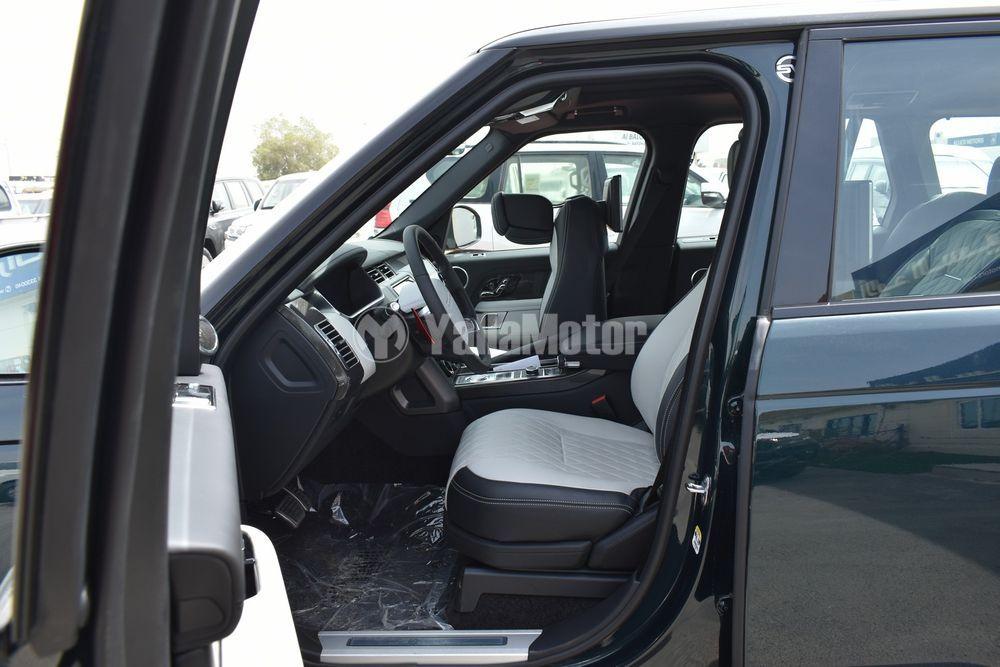 New Land Rover Range Rover 2020