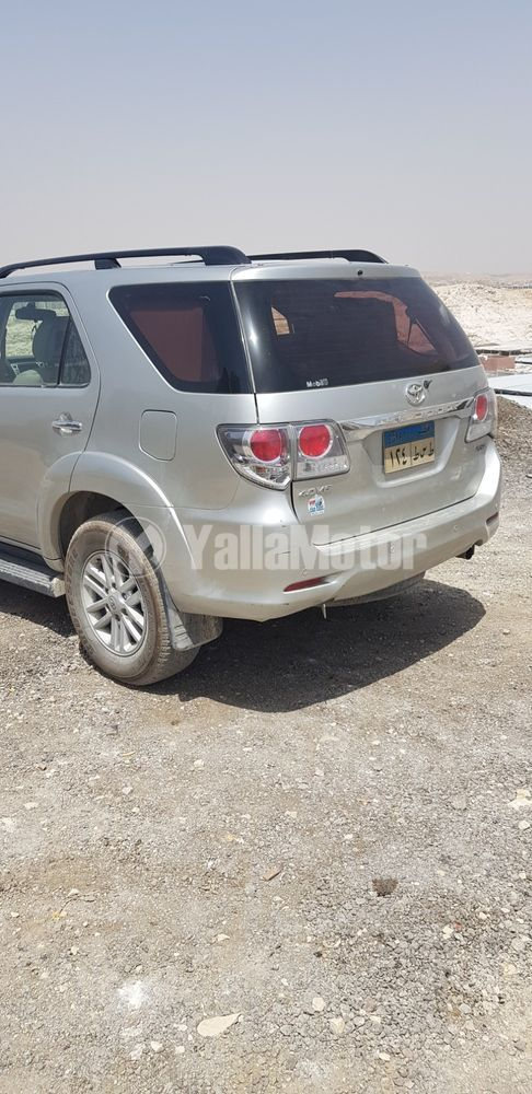 Used Toyota Fortuner  4.0L (4X4) 2013