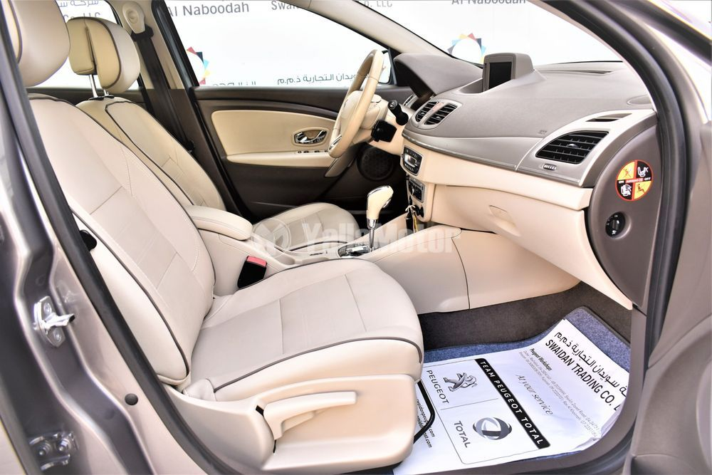 Used Renault Fluence  2.0L LE 2017