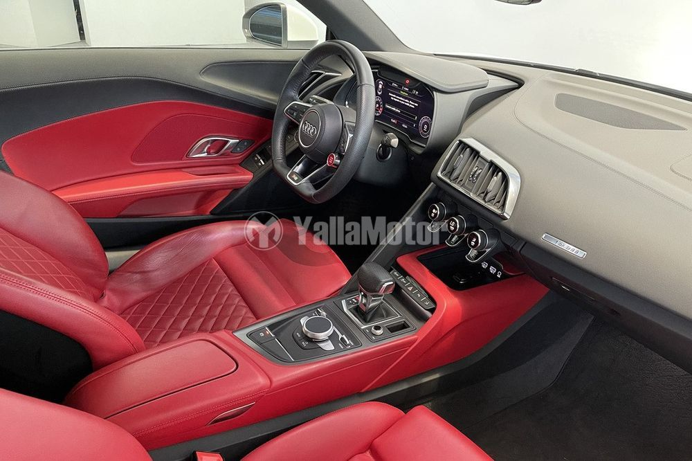 Used Audi R8 Coupe V10 2018