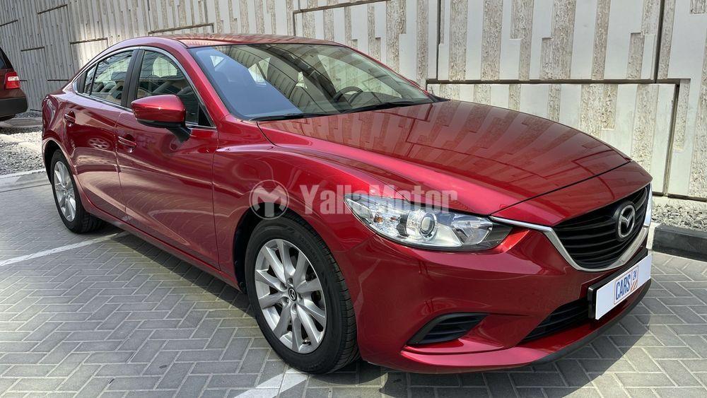 Used Mazda 6 2018