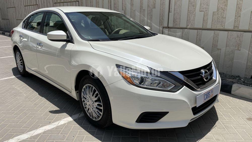 Used Nissan Altima 2017