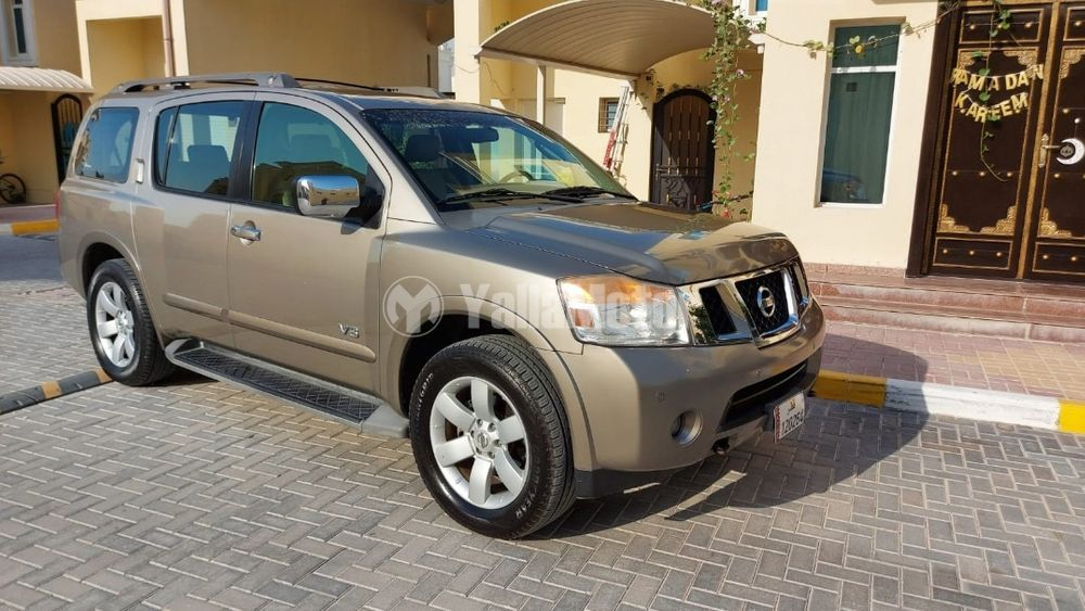 Used Nissan Armada 4WD LE 2008