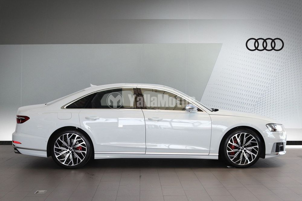 Used Audi S8 4.0 TFSI quattro 571 HP  2021