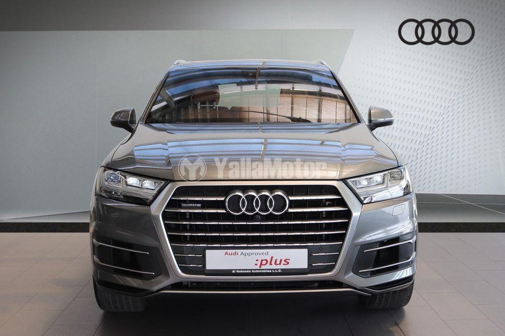 Used Audi Q7 45 TFSI Design quattro 333 HP 2018