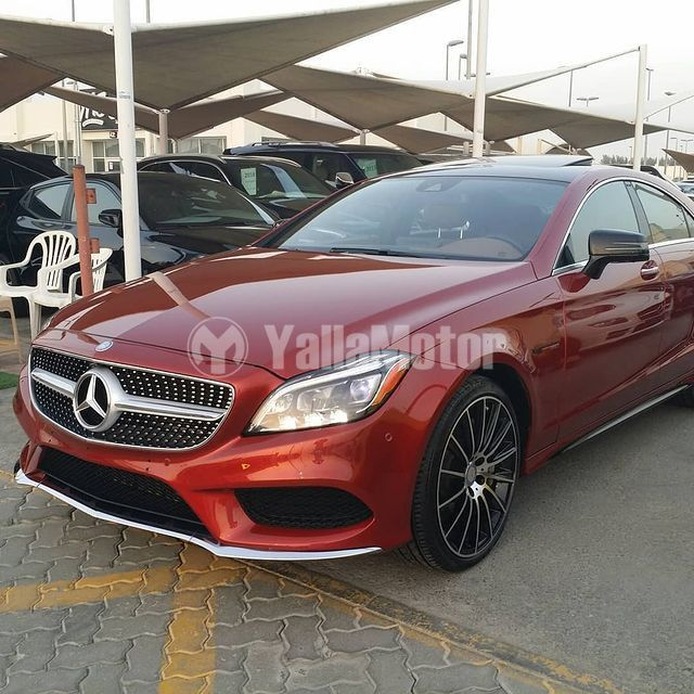 Used Mercedes-Benz CLS-Class CLS 550 2016