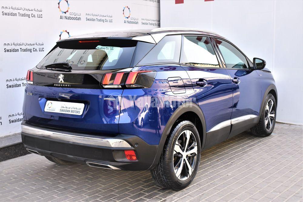 Used Peugeot 3008 1.6T GT Line 2018