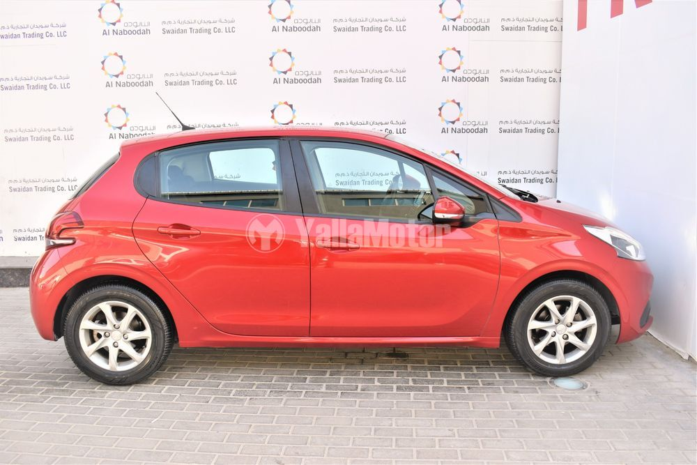 Used Peugeot 208 Active 2019