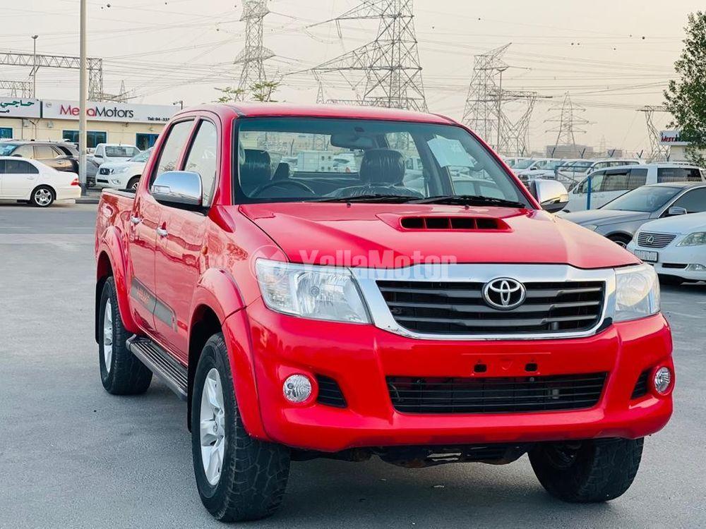 Used Toyota Hilux 2012