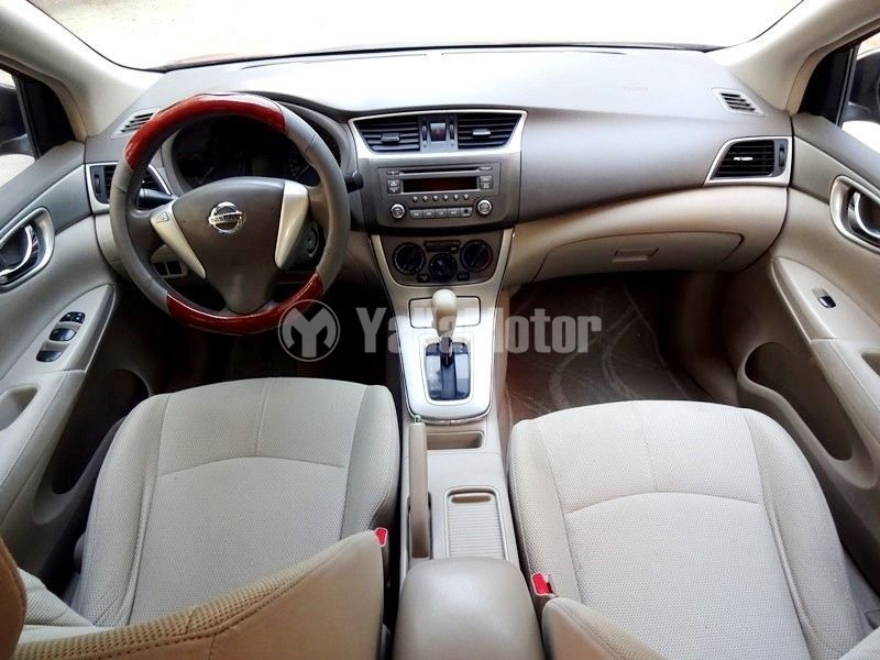 Used Nissan Sentra  1.8L SL 2015