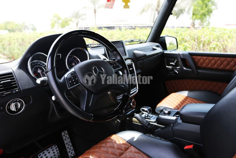 Used Mercedes-Benz G 63 AMG 2015