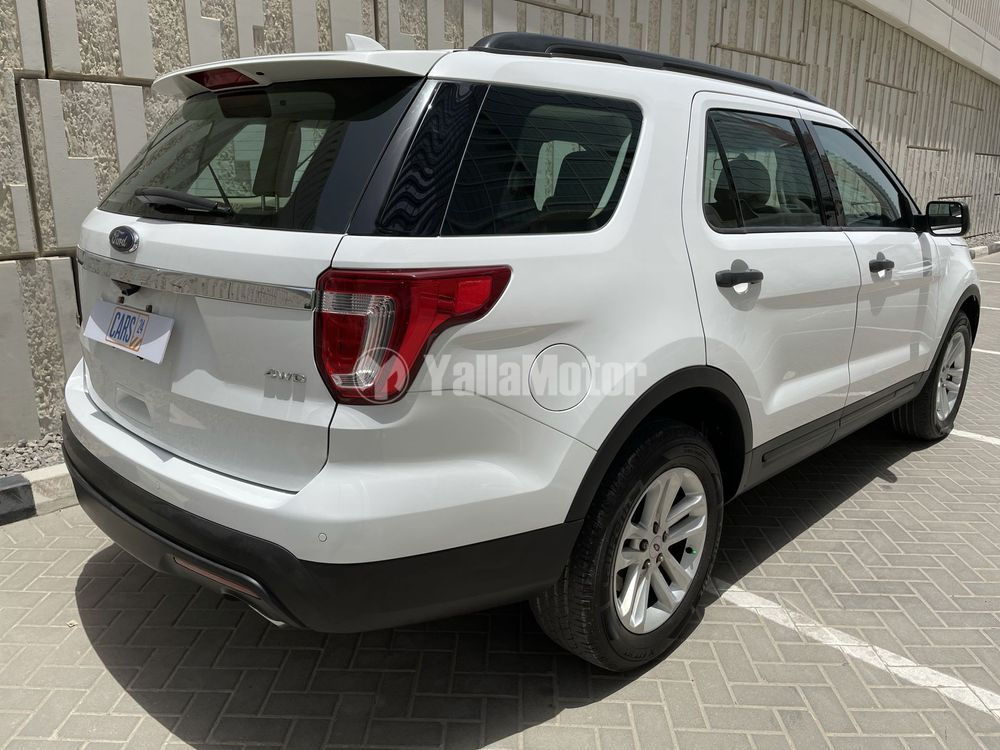 Used Ford Explorer 2017