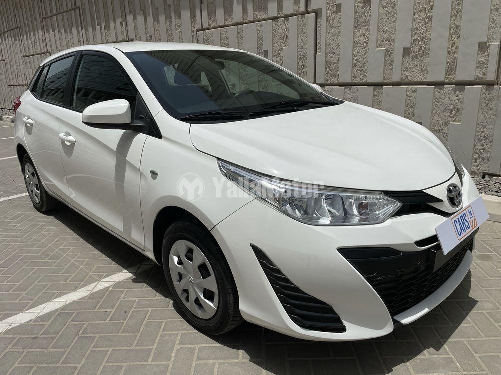 Used Toyota Yaris Hatchback 2018