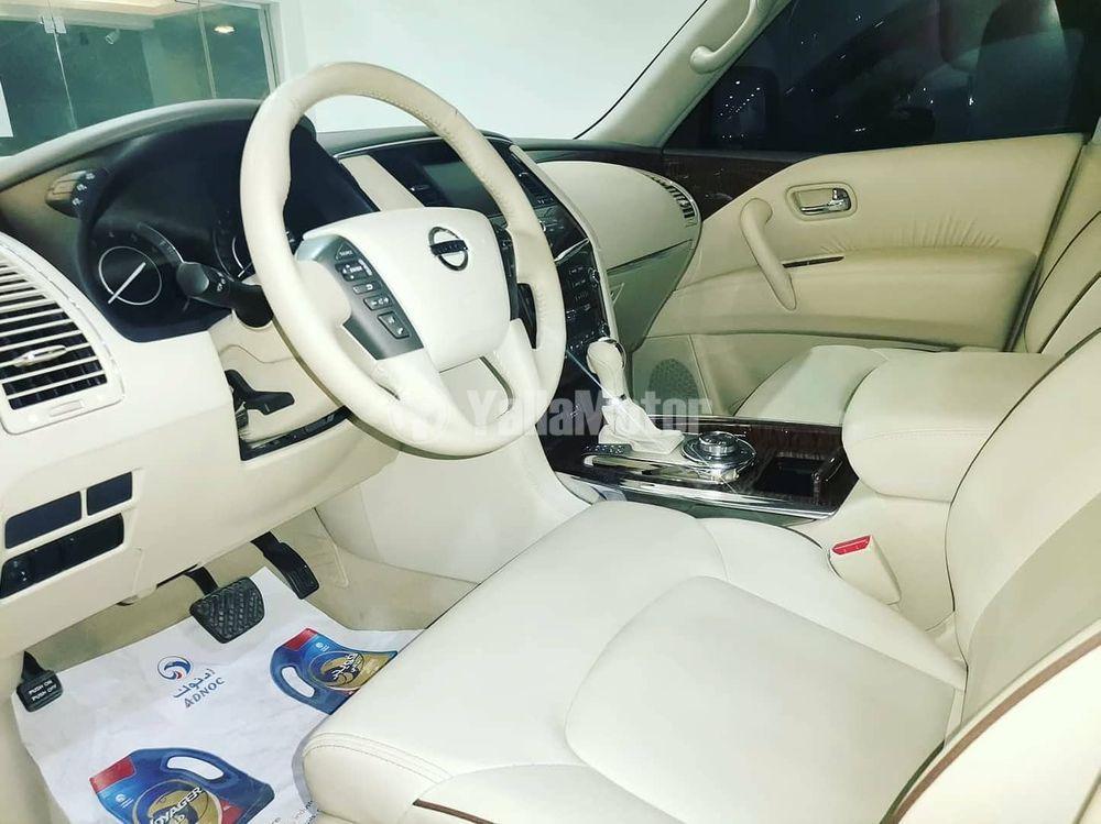 Used Nissan Patrol  4.0L SE Platinum 2018