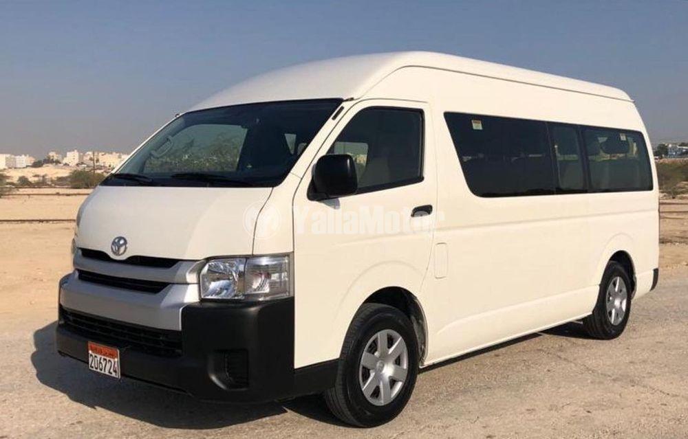 Used Toyota Hiace 2.5L Commuter A/T 2017