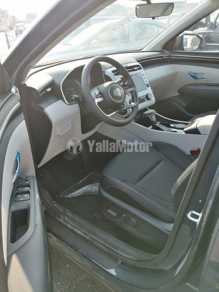 New Hyundai Tucson 2022