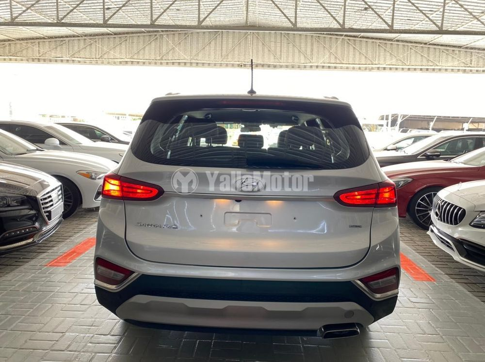 Used Hyundai Santa Fe 2019
